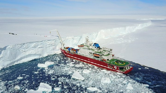 SA AGULHAS II to set sail in 2019 to Antarctica's Weddell Sea