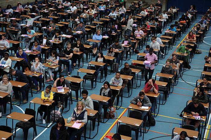 Exams Overview UCT Students
