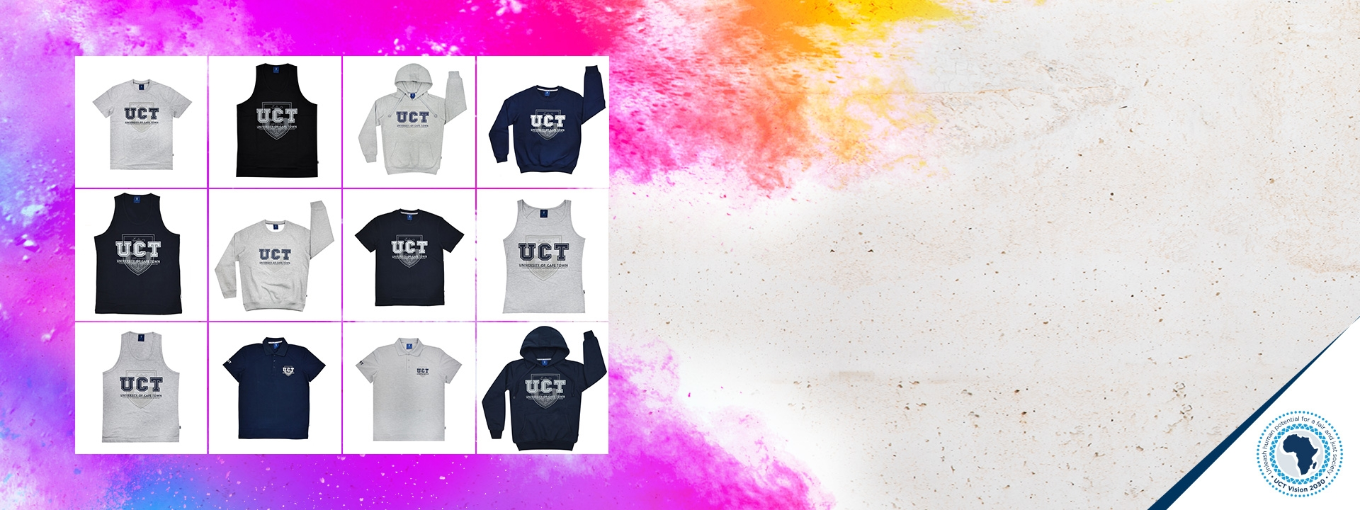 UCT's Official Merchandise is now on Takealot