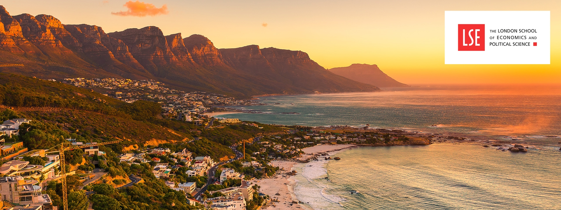 Apply now to the LSE-UCT July School